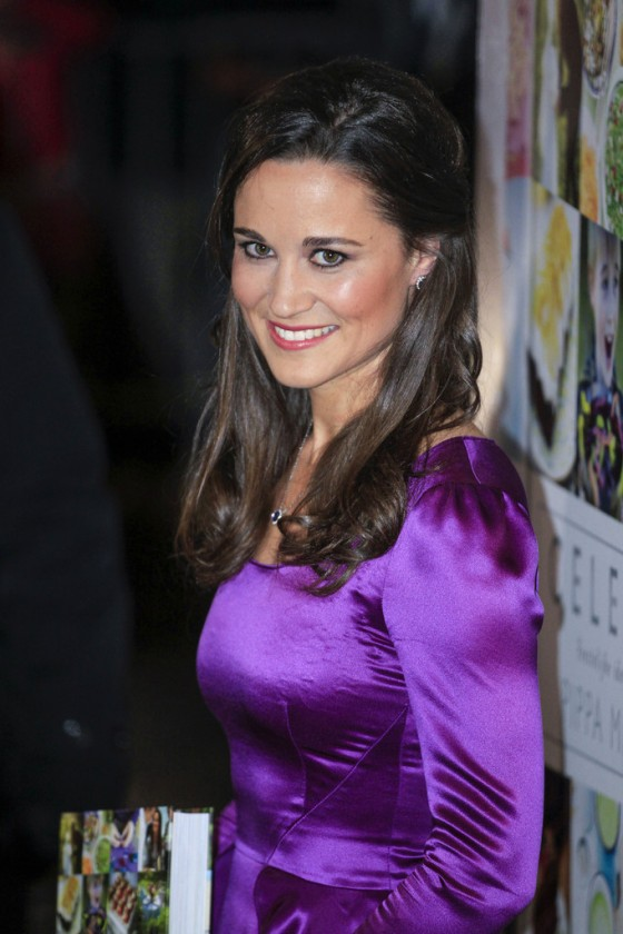 Pippa Middleton - at a book signing in Haarlem, Netherlands