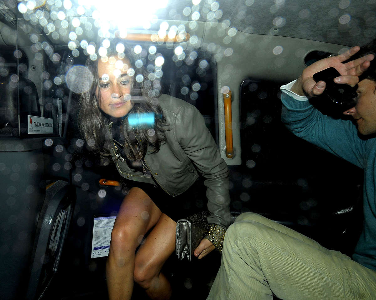 Pippa Middleton at nightclub in London - Full Size Pictures : GotCeleb