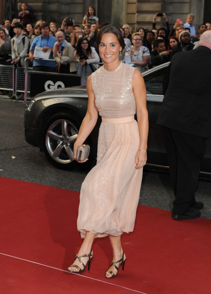 Pippa Middleton - 2014 GQ Men of the Year Awards in London
