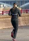 Pippa Middleton - out for a jog in Chelsea -11