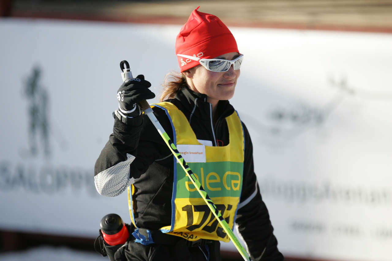 Pippa Middleton – Vasaloppet Cross Country Ski Race in Sweden-05
