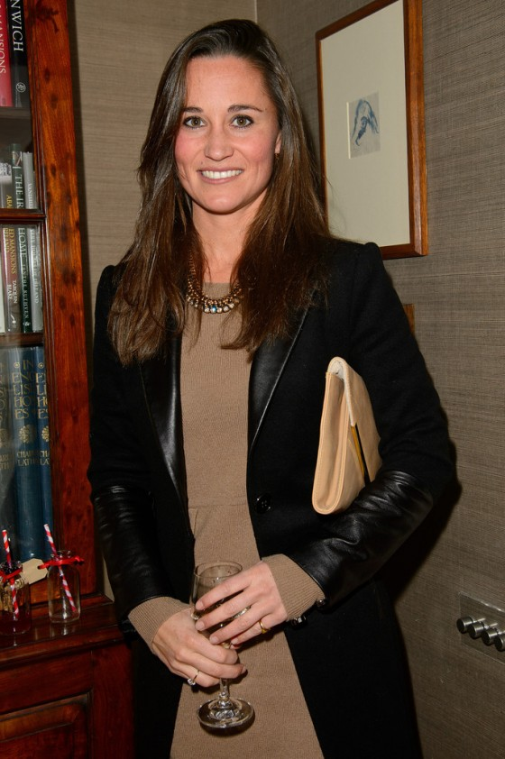 Pippa Middleton – 'The Family Kitchen' book launch in London
