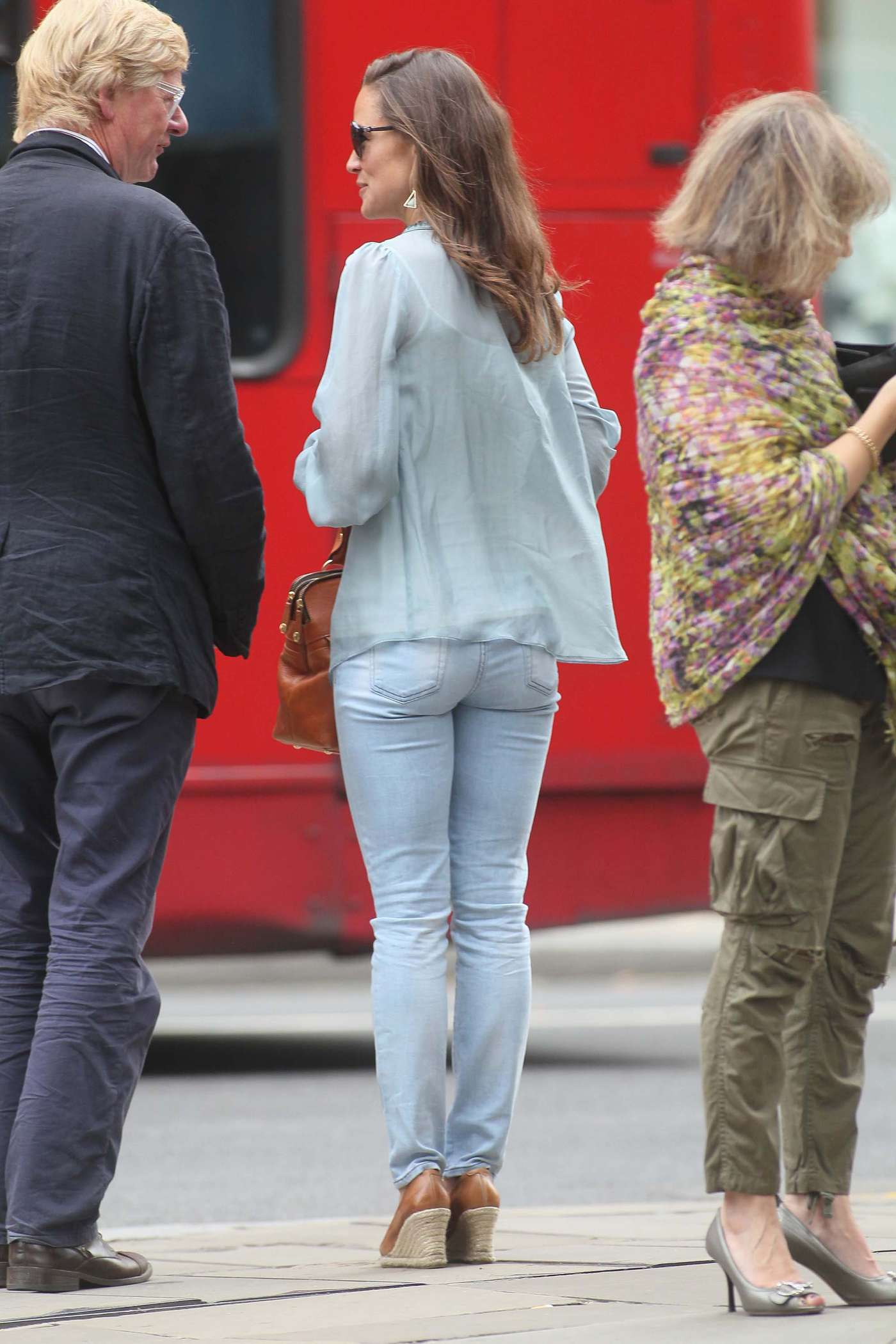 Pippa Middleton Tight Jeans Gotceleb