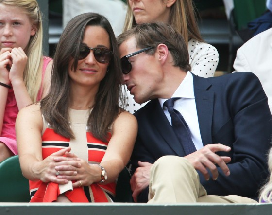 Pippa Middleton – Wimbledon 2013