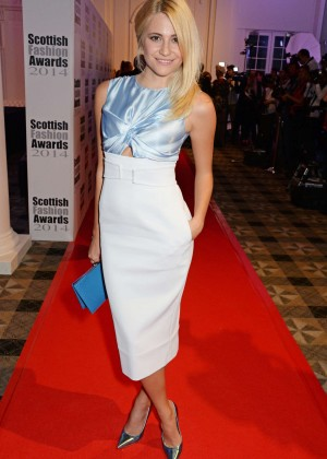 Pixie Lott - 2014 Scottish Fashion Awards in London