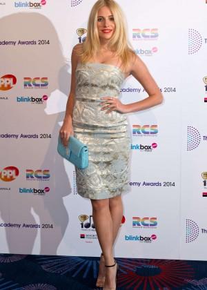 Pixie Lott and Myleene Klass - Radio Academy Awards in London-03
