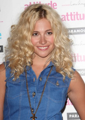 Pixie Lott Attitude Magazine Hot 100 Party -02
