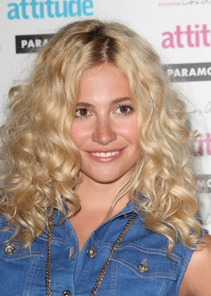 Pixie Lott Attitude Magazine Hot 100 Party -14