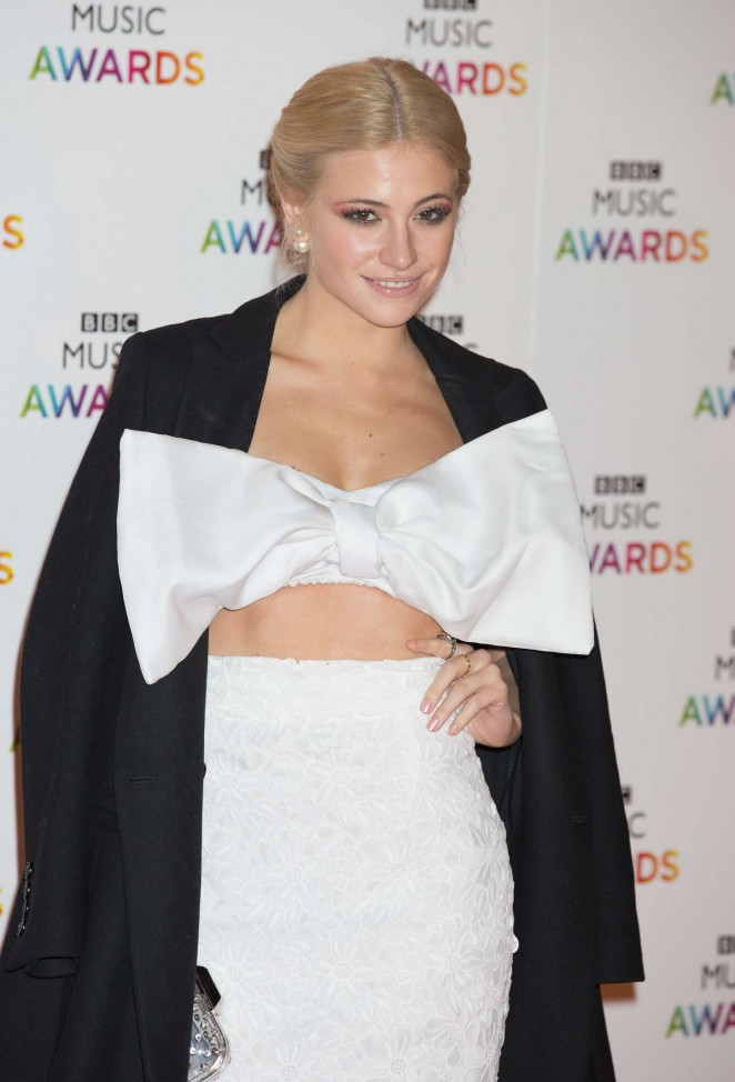 Pixie Lott – BBC Music Awards at Earl's Court Exhibition Centre in London