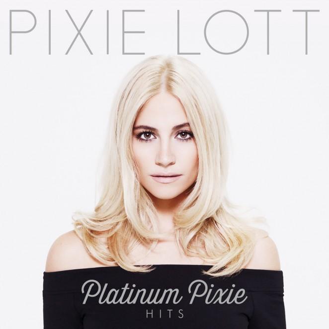 Pixie Lott: Platinum Pixie Cover Photo 2014 -01