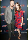 pKristin Kreuk: Beauty and the Beast Panel at New York Comic Con -01