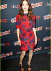 pKristin Kreuk: Beauty and the Beast Panel at New York Comic Con -02