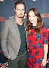 pKristin Kreuk: Beauty and the Beast Panel at New York Comic Con -08