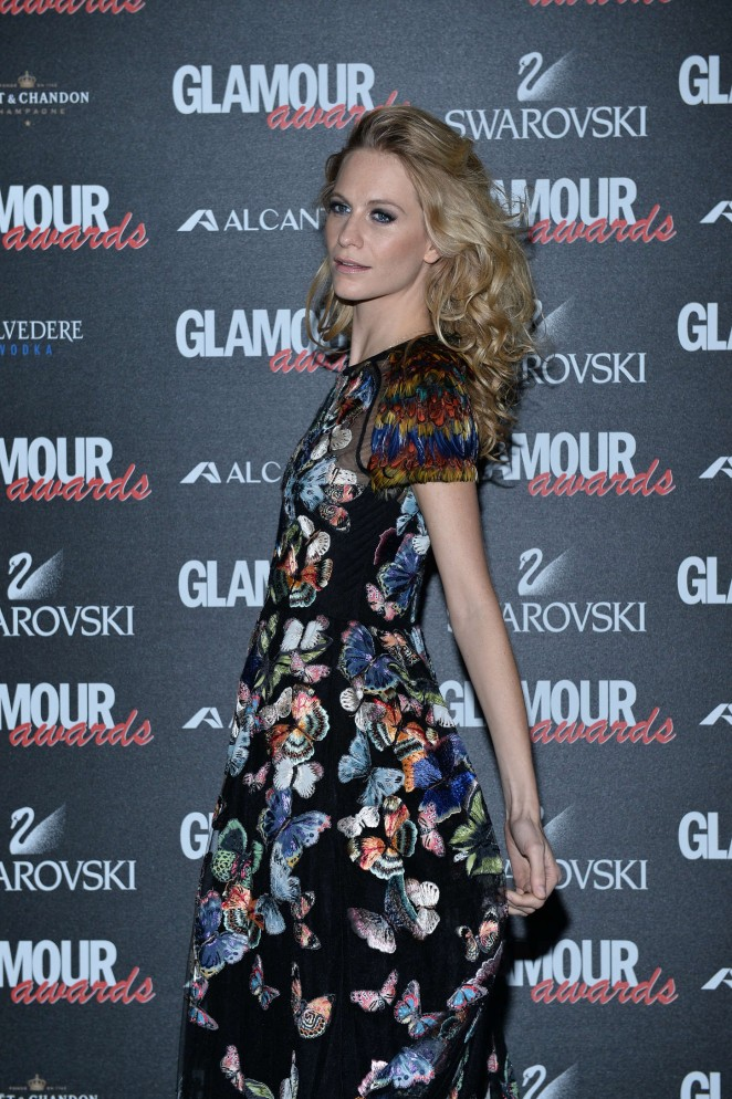Poppy Delevingne - Glamour Awards in Milan