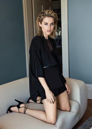 Rachael Taylor - InStyle Magazine (Australia August 2014)