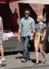 Rachael Taylor walking around Soho, NYC -16