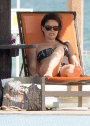 Rachel Bilson Bikini Photos: Cancun 2014 -03
