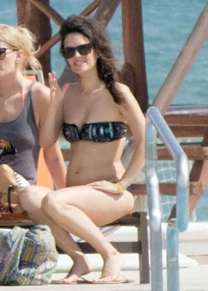 Rachel Bilson Bikini Photos: Cancun 2014 -09