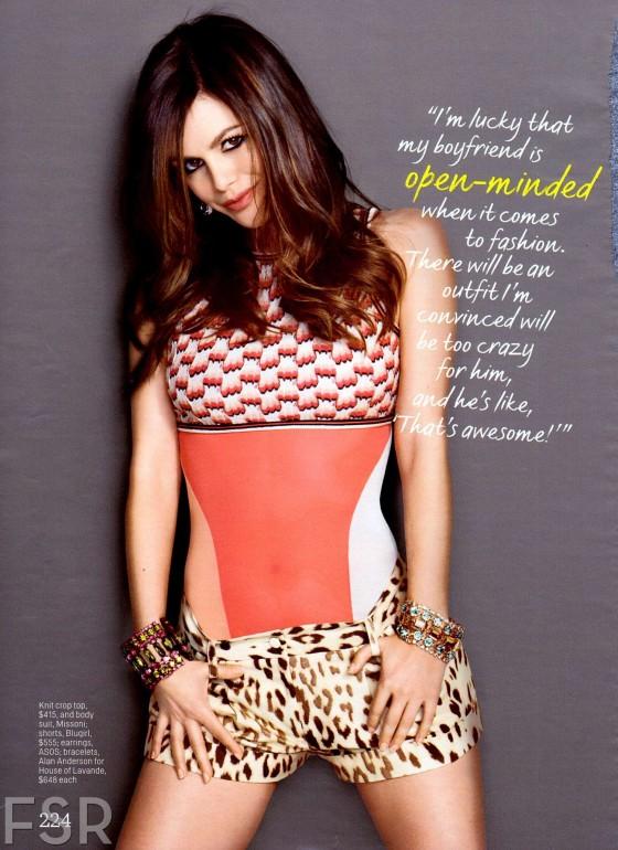 Rachel Bilson in Cosmopolitan Magazine – May 2013 -07