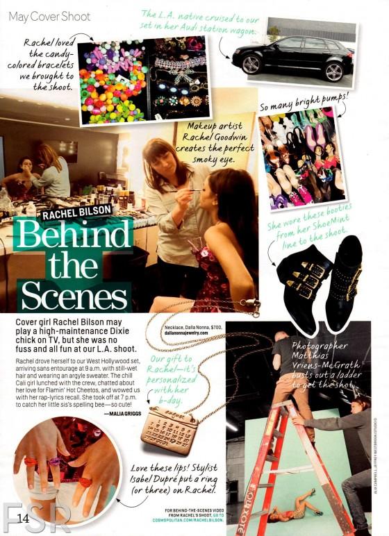 Rachel Bilson in Cosmopolitan Magazine – May 2013 -09