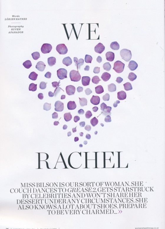 Rachel Bilson – Womens Health Magazine – March 2013 -01