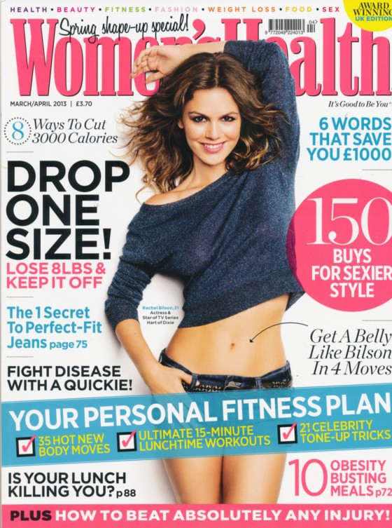 Rachel Bilson – Womens Health Magazine – March 2013 -03