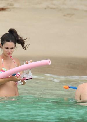 Rachel Bilson bikini in Barbados -05