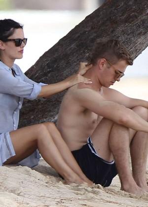 Rachel Bilson bikini 2014 -16