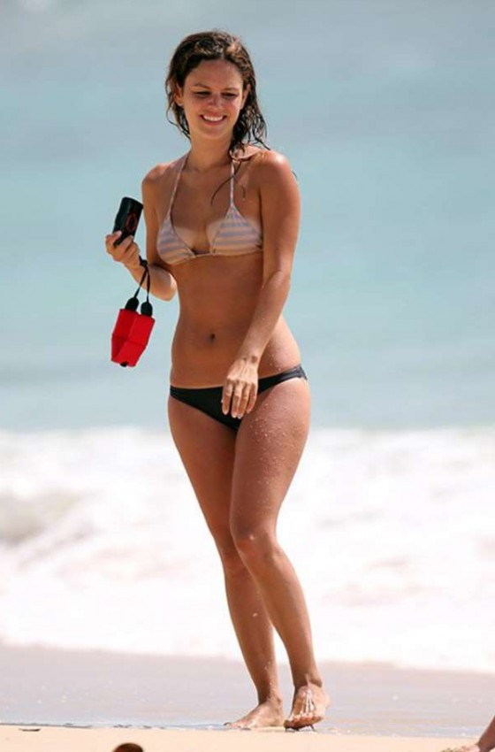 Rachel Bilson in bikini in Barbados -03
