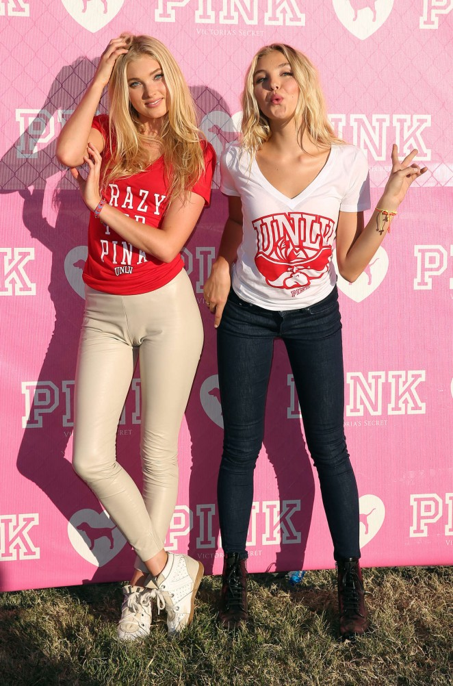 Rachel Hilbert: VS PINK Nation Event -11