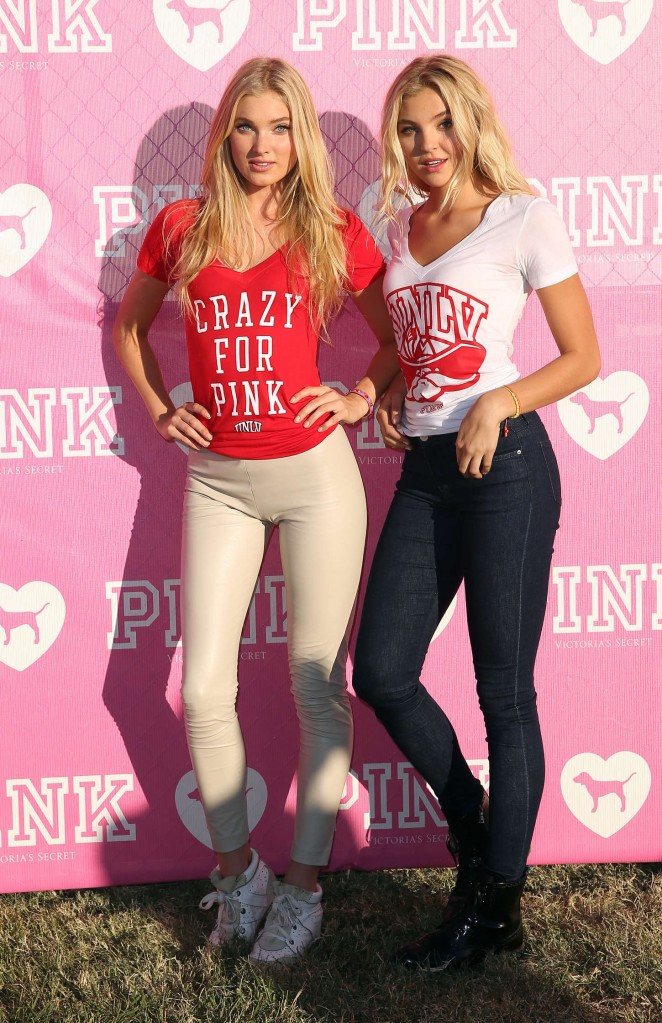 Rachel Hilbert: VS PINK Nation Event -20