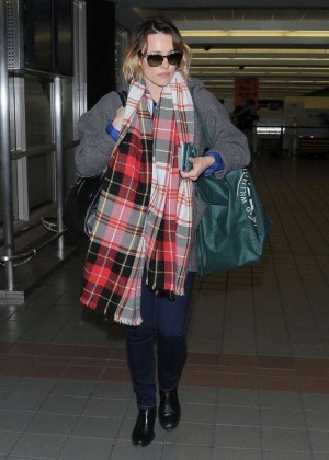 Rachel McAdams at LAX Airport in Los Angeles