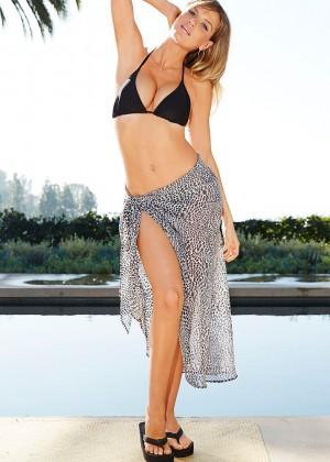 Lauren Young: Fredericks of Hollywood Bikini 2014 -01