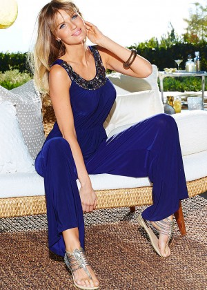 Lauren Young: Fredericks of Hollywood Bikini 2014 -22