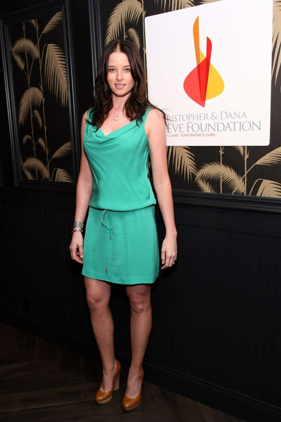 Rachel Nichols - 2012 Reeve Foundation Champions Committee Party in New York