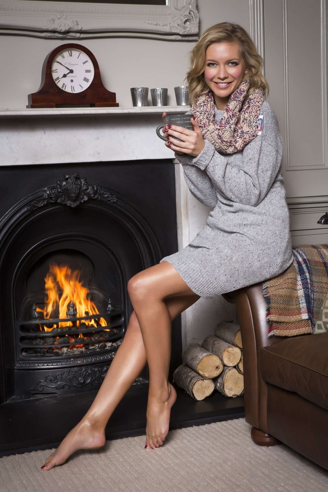 Rachel Riley - Acts of Warmness Campaign 2014