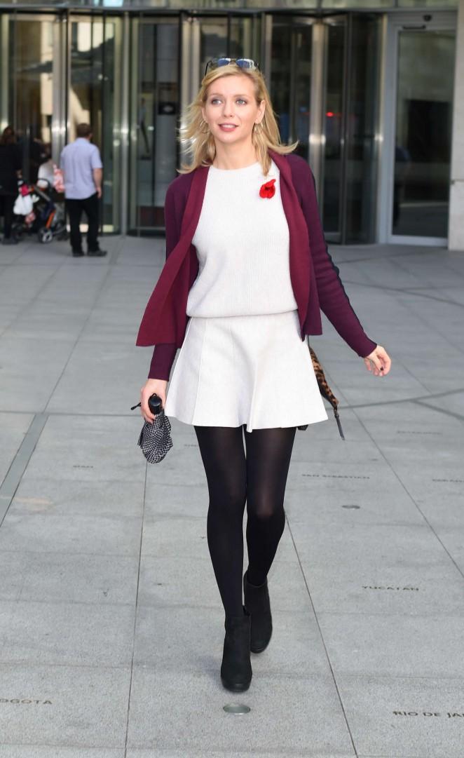 Rachel Riley In Mini Dress 05 Gotceleb
