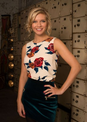 Rachel Riley - Watch Channel 'Memory Slam' Promo 2014