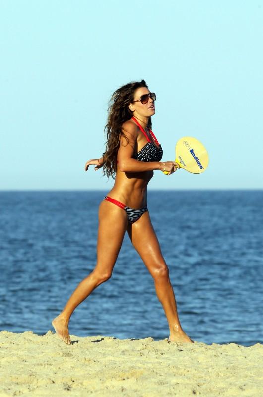 Rachel uchitel bikini busty