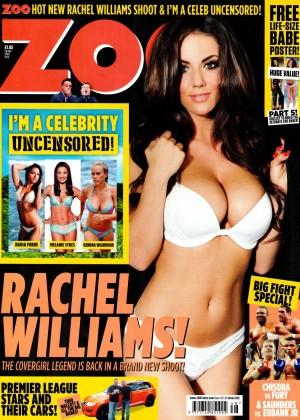 Rachel Williams - ZOO Magazine (November 2014)