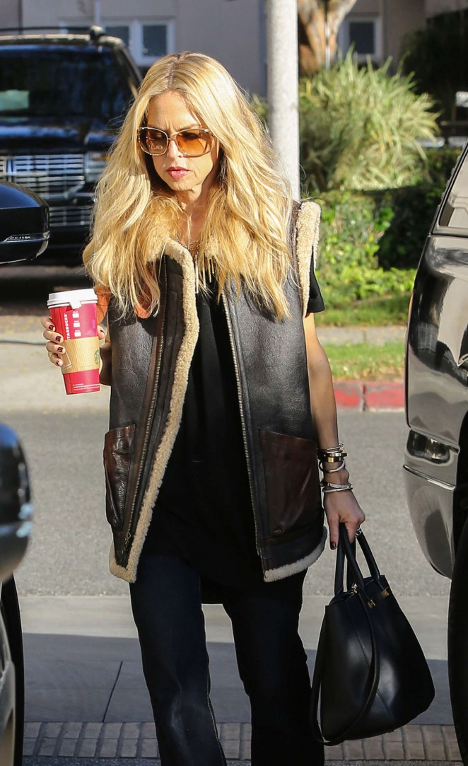 Rachel Zoe Street Style – Out and About in Los Angeles