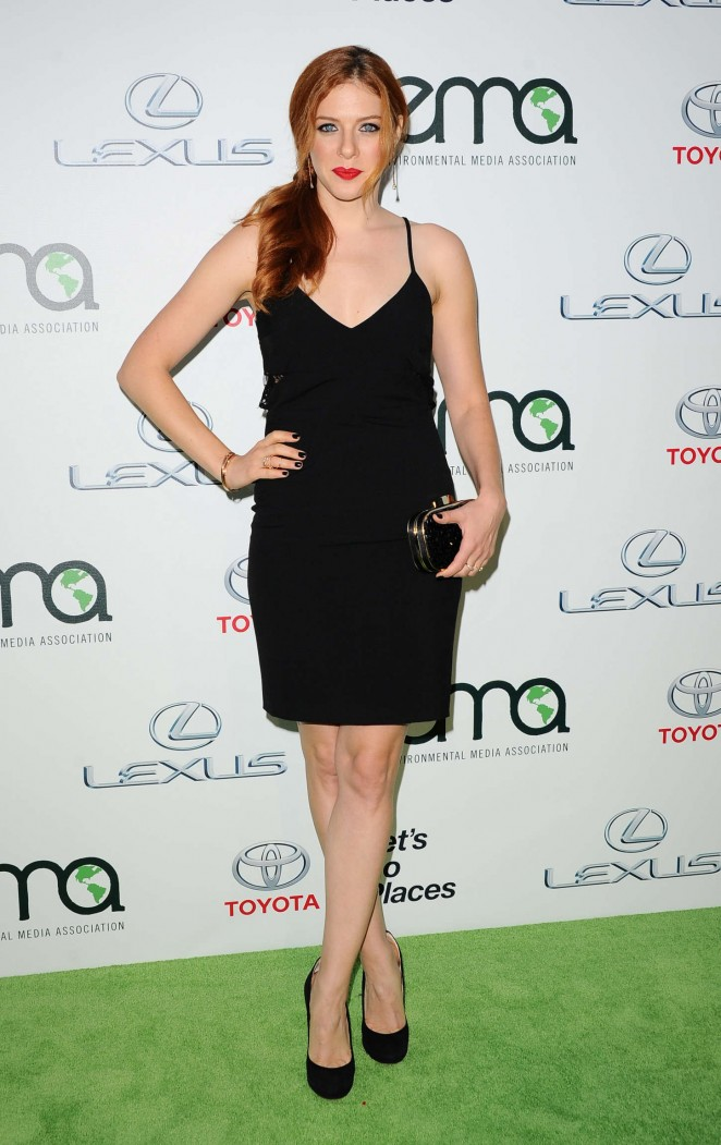 Rachelle Lefevre - 24th Annual Environmental Media Awards in Burbank