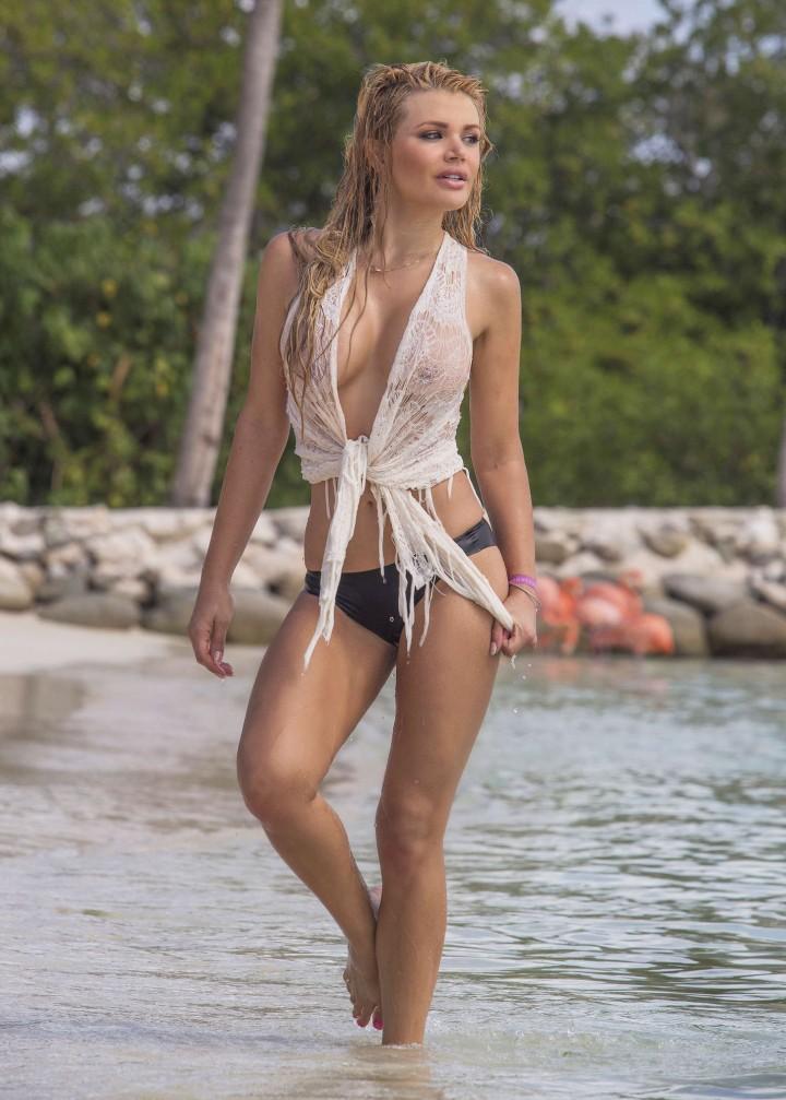 Raquel Rischard Hot Bikini Photoshoot -06