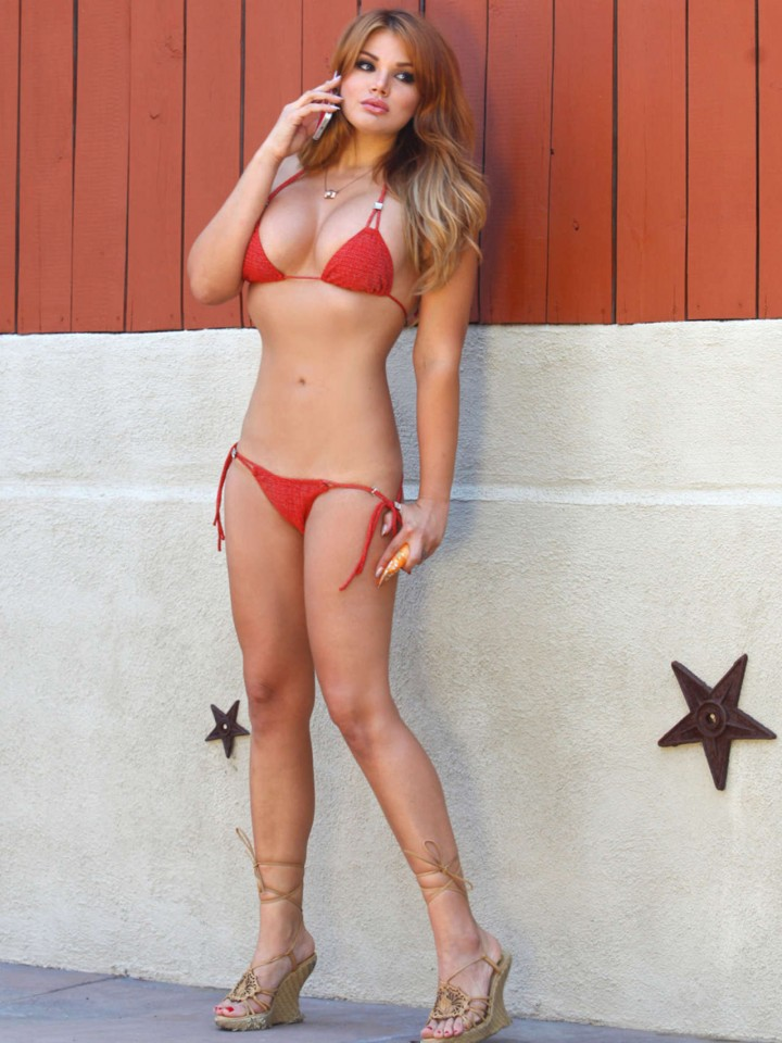 Raquel Rischard in bikini -04