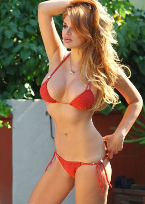 Raquel Rischard in bikini -05
