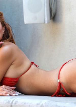 Raquel Rischard in bikini -07