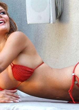 Raquel Rischard in bikini -10