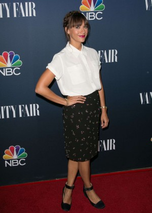 Rashida Jones - NBC Universal Vanity Fair Party in LA