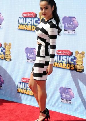Rebbeca Marie Gomez (Becky G) - 2014 Radio Disney Music Awards in LA -02
