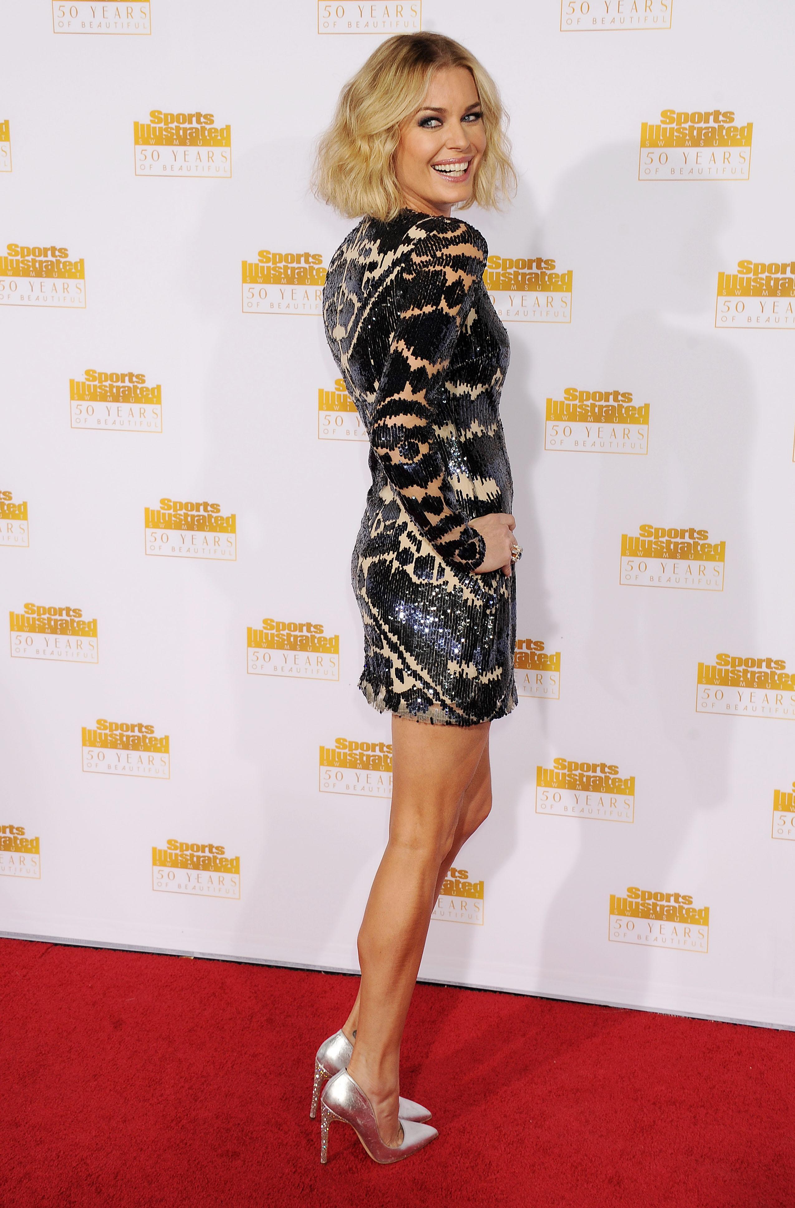 Rebecca Romijn: 2014 S...